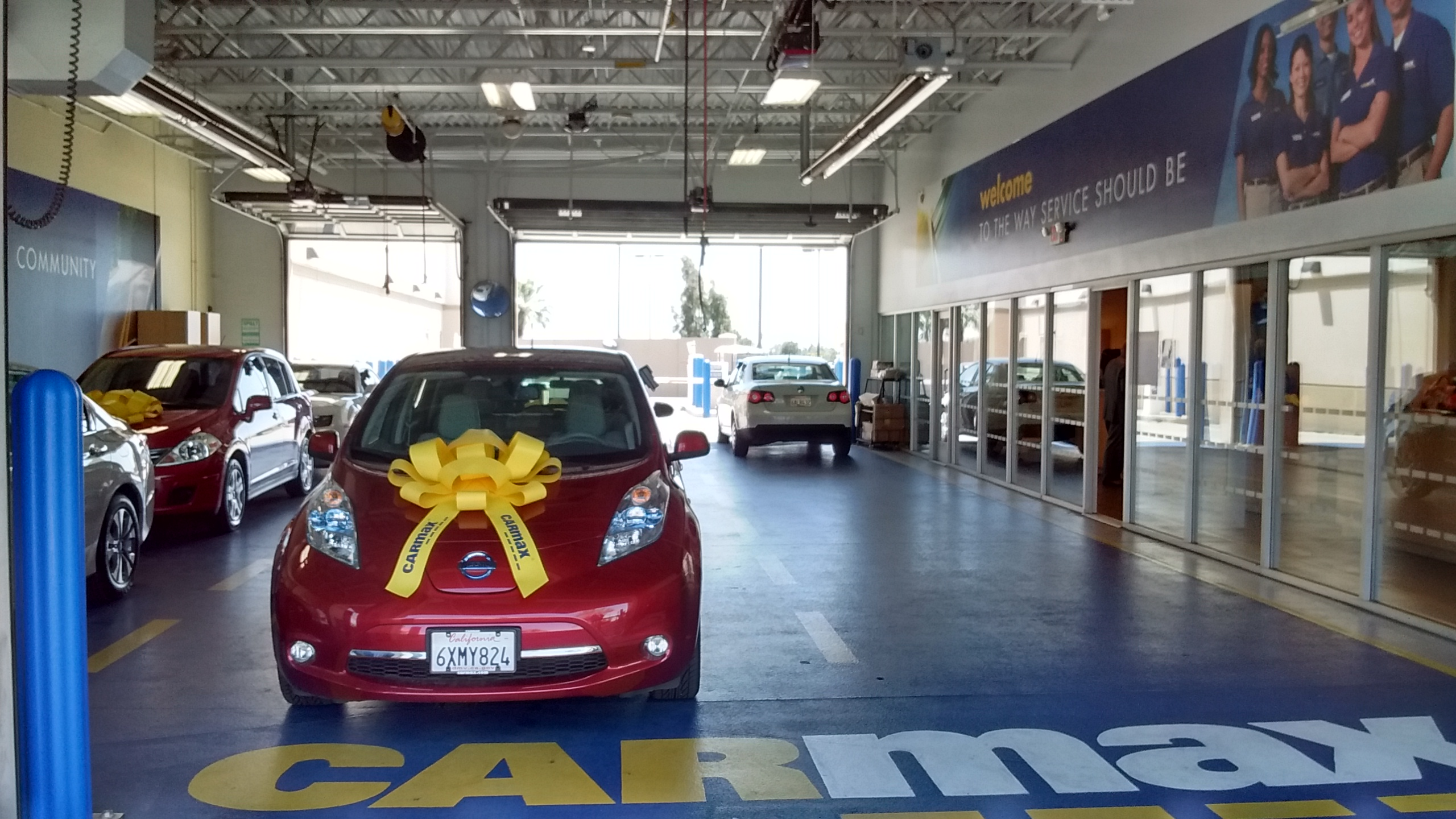 Replace Your Ride Carmax