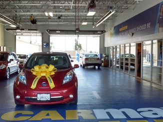 REPLACE YOUR RIDE @ CARMAX