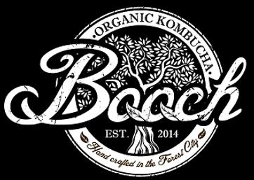 BOOCH Organic Kombucha made in London Ontario