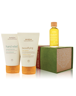 aveda a gift or uplifting moments