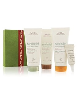 aveda a gift of renewable for your journey