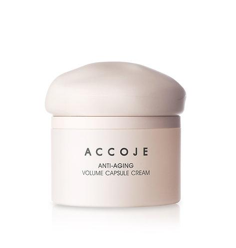 ACCOJE Anti-Aging Volume Capsule Cream