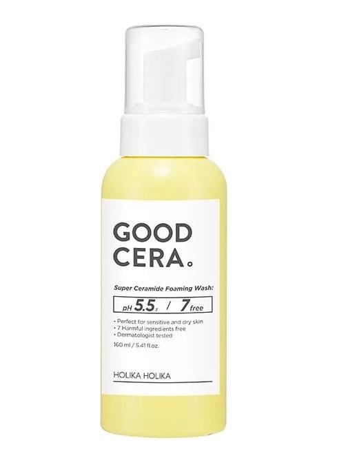HOLIKA HOLIKA Skin and Good Cera Foaming Wash (Sensitive)