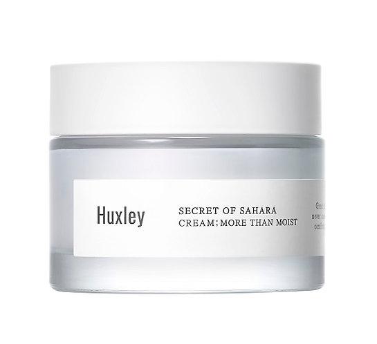 HUXLEY Cream ; More than Moist