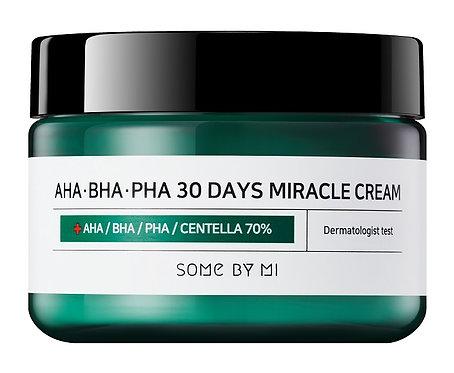 SOMEBYMI AHA-BHA-PHA 30 days Miracle Cream
