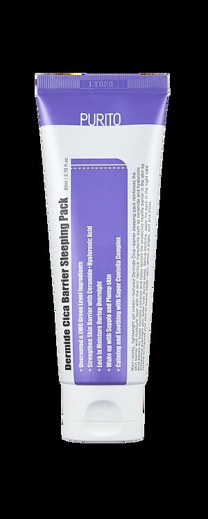 PURITO Dermide Cica Barrier Sleeping Pack