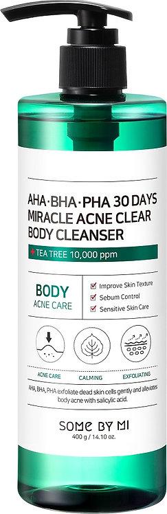 SOMEBYMI AHA-BHA-PHA 30 days Miracle Acne Body Cleanser