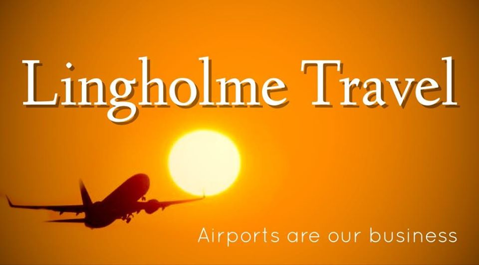 Lingholme Travel Logo