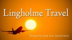 Lingholme Travel Logo