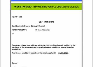 JLF Transfers continued success!!!