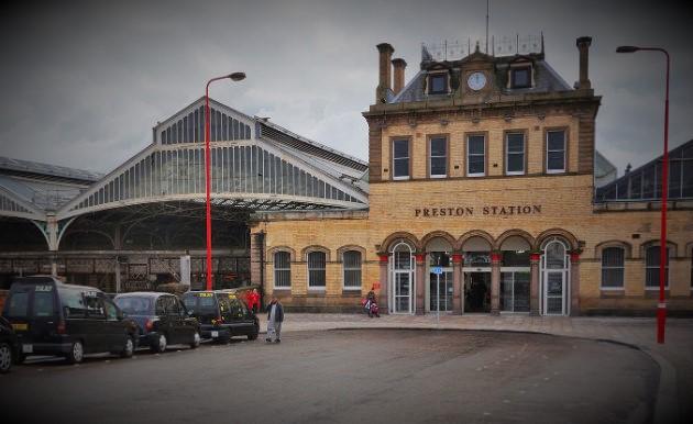 preston-station