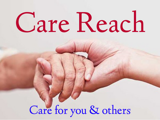 My wife's new venture take a look peeps!!! www.carereach.co.uk