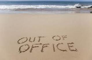 Bookings whilst on Annual leave!!!