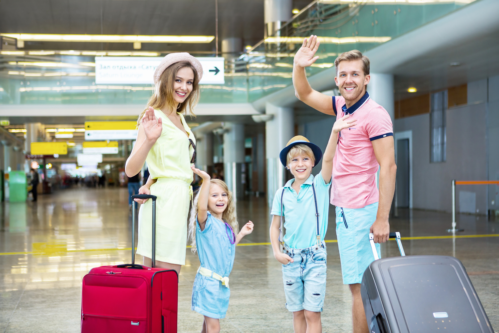 Holiday airport transfers