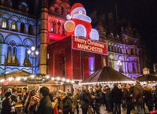 Manchester Christmas Markets 2017