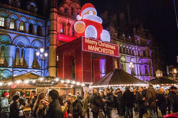 Manchester Xmas Markets