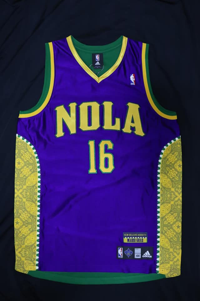 New Orleans Pelicans Soul Of Jersey