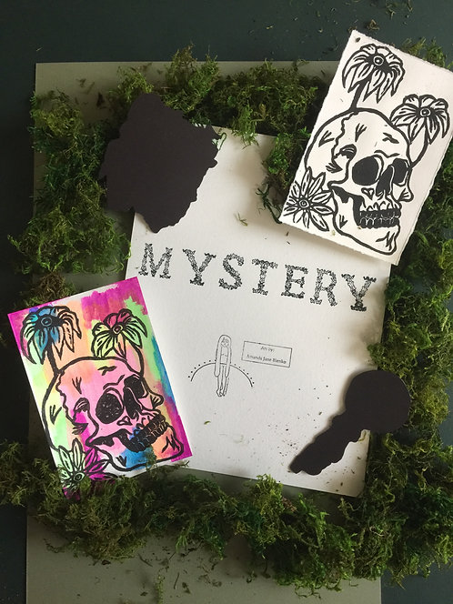 Spring Mystery Packages