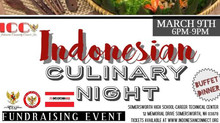 Indonesian Culinary Night 2018