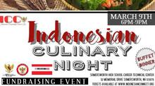 Indonesian Culinary Night 2018