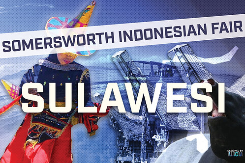 SIF SULAWESI POSTER 11X17