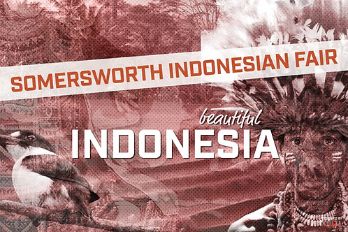 SIF INDONESIA POSTER 36X24