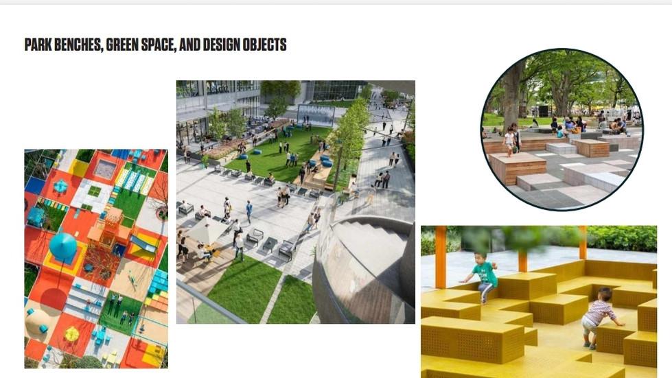 Elemen Taman Kota