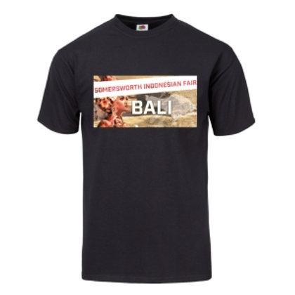 SIF BALI SCENE 02 BLACK SHIRT