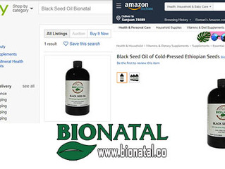BioNatal on eBay and Amazon
