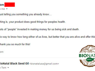 Customer's opinion about BioNatal BSO