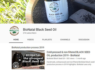 Subscribe to BioNatal on YouTube