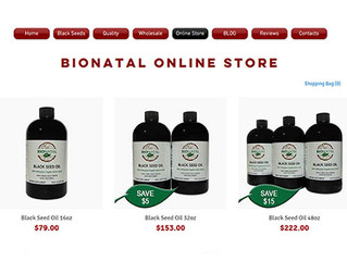 BioNatal Online Store