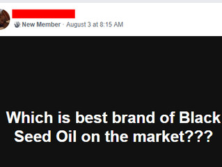 BioNatal is the strongest oil