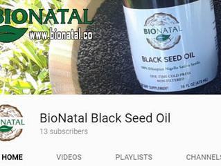 BioNatal YouTube first 1000 views