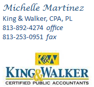 KING and WALKER CPA