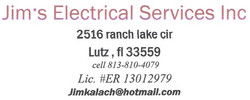 Jims Electrical Servics