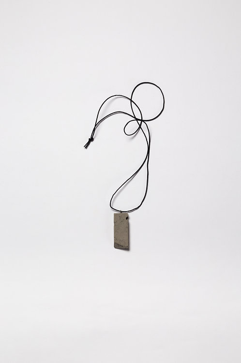 Colar Corbusier - cordão