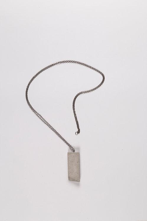 Colar Corbusier 2 - corrente
