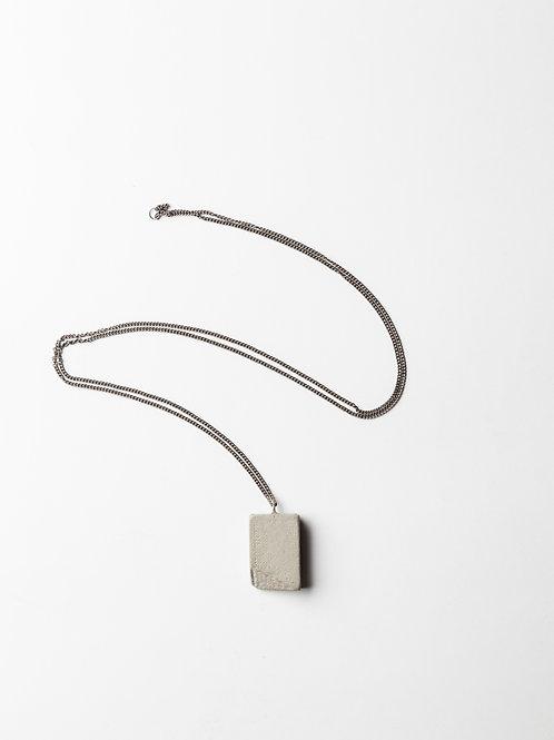 Colar Corbusier mini - corrente