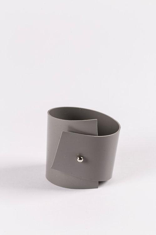 Bracelete Reidy - cinza