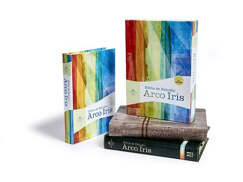 RVR 1960 Biblia de Estudio Arco Iris