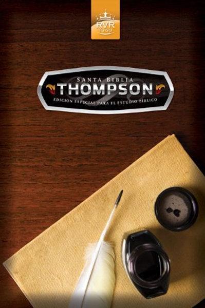 Santa Biblia Thompson edición especial para el estudio bíblico RVR 1960