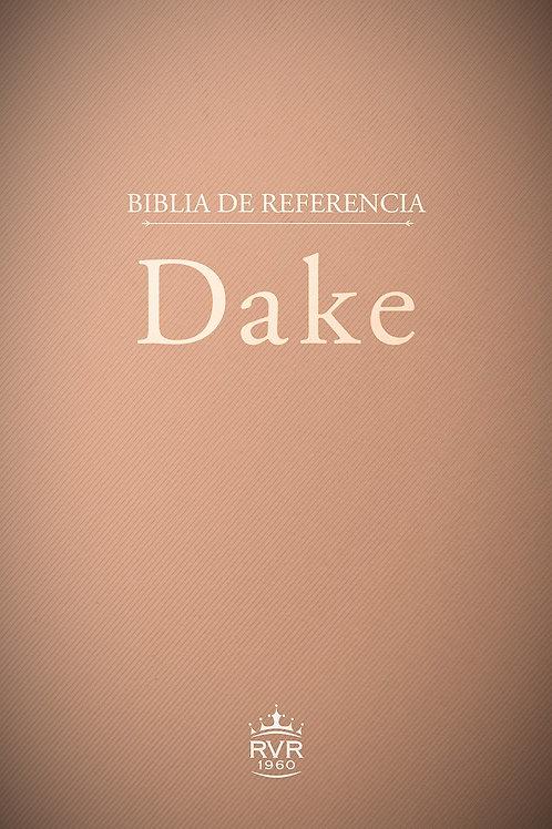 Biblia de referencia Dake RVR60