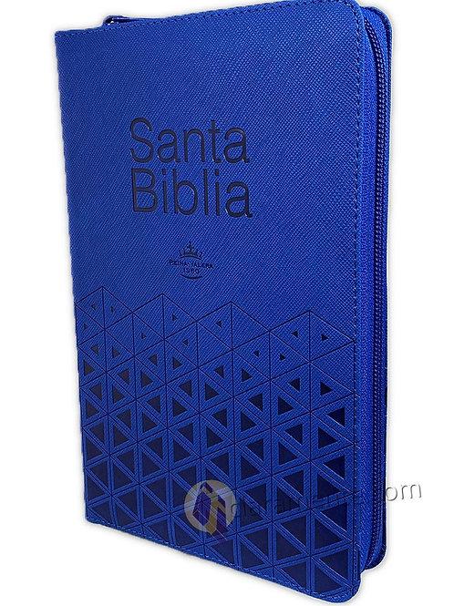 Biblia RVR 1960 Letra Grande Edicion Portatil con Cierre