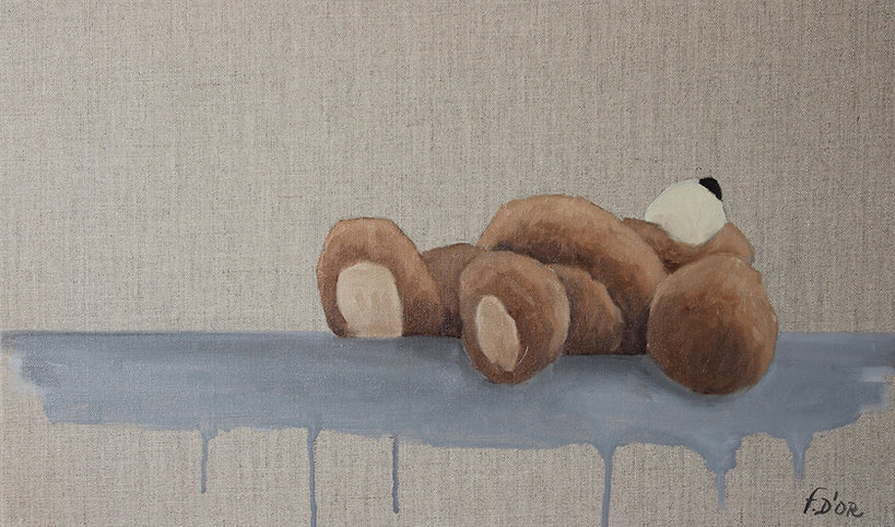 Huile sur toile 30x50 cm orphelin.jpg