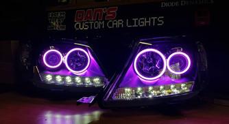 Dan's Custom Car Lights | Brisbane AU | Home
