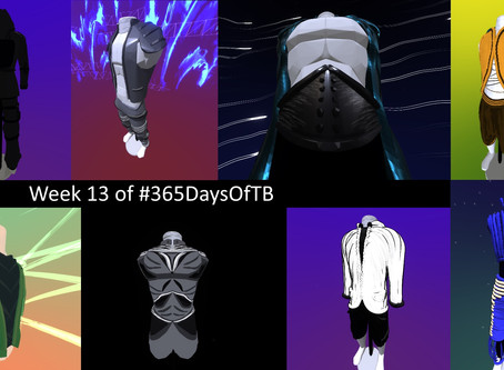 Week 13 of #365DaysOfTB – Men's Apparel