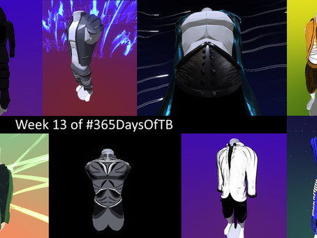 Week 13 of #365DaysOfTB – Men's Apparel