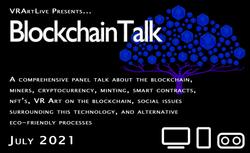 BlockchainTalk Poster
