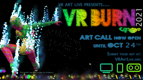 VRBurn 2021 - UFOs